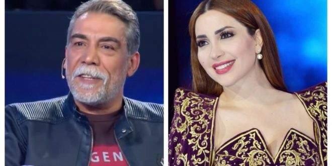 هل قصدت نسرين طافش بردها الساخر هذا أيمن رضا؟-بالصورة