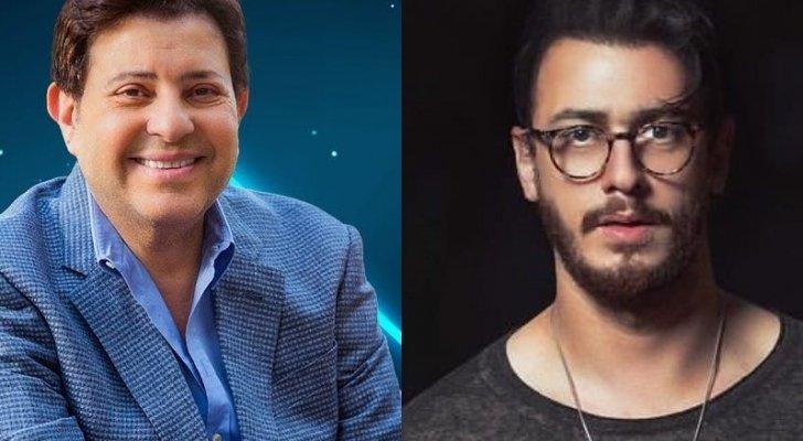 هاني شاكر يرغب في أن يتعاون مع سعد لمجرد بعمل فني.. وهو يعلّق - بالفيديو