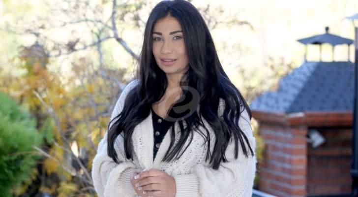ساندرين الراسي في كواليس صورة ببالي: أنا لا أتمرجل ولم أستغل شهرة نادين الراسي
