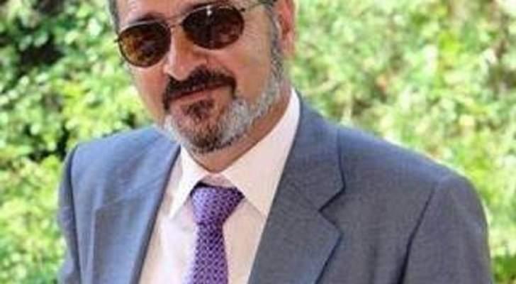 بالصور- تشييع الكاتب والمخرج المسرحي بسام حلاوي في الباروك