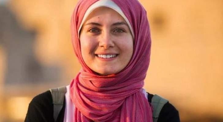 بسنت نور الدين طليقة معز مسعود ضيفة لأول مرة على القاهرة السينمائي-بالفيديو