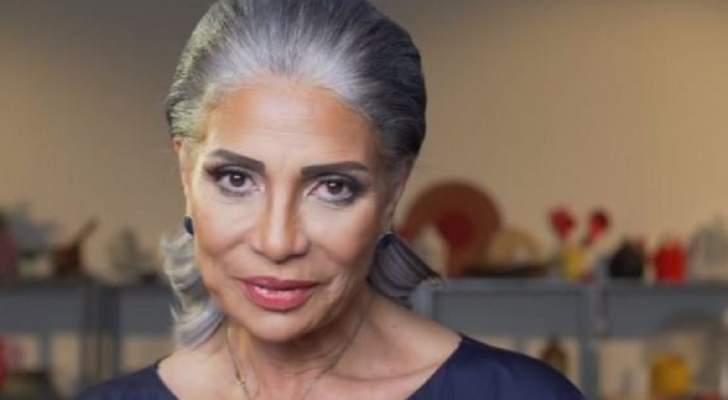 سوسن بدر تتحدث عن صورها التي ظهرت فيها بإطلالة فرعونية