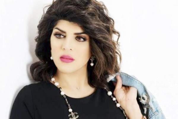 غدير السبتي تنهار بالبكاء بعد تأكيد إصابة ابنتها بكورونا..بالفيديو
