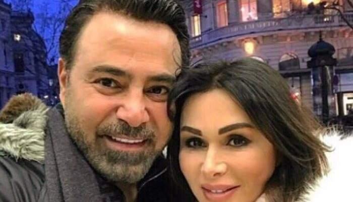 عاصي الحلاني يشوّق الجمهور لأغنيته الجديدة وهو يراقص زوجته-بالفيديو