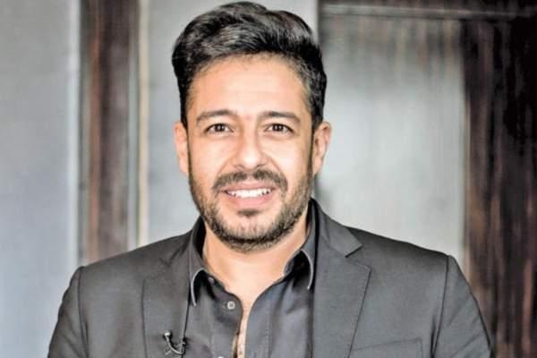 محمد حماقي يشوق الجمهور لألبومه الجديد بالفيديو