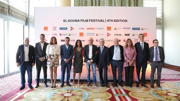 الدورة الرابعة من مهرجان الجونة السينمائي تكرّم خالد الصاوي وتشارلي تشابلن