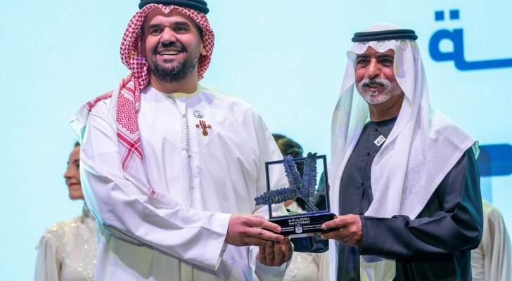 حسين الجسمي سفير رسالة التسامح من الإمارات الى العالم