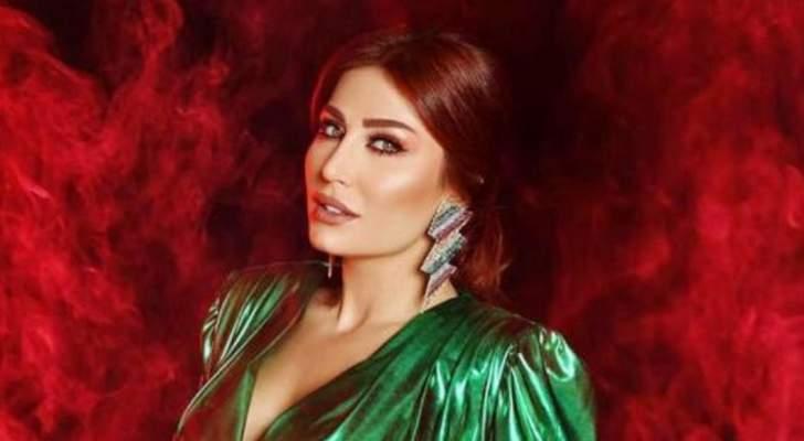 هبة نور تتألق بأحدث جلسة تصوير-بالصور