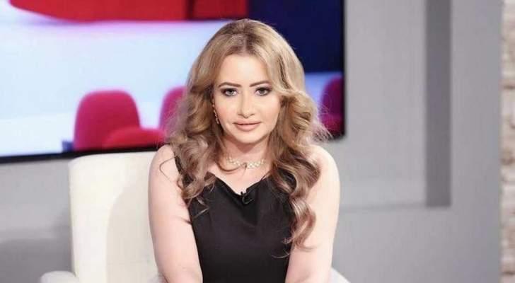 """مي العيدان تهاجم عبد المنعم عمايري: """"تُقدم رسالة مبتذلة""""-بالصورة"""