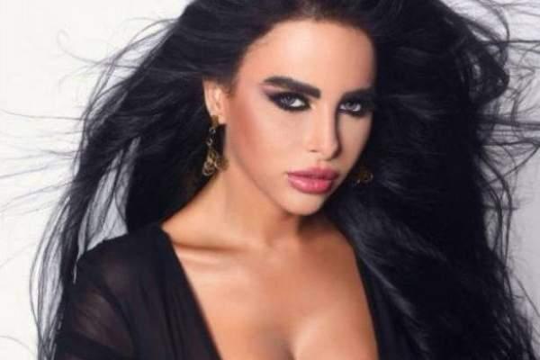 ليال عبود تغني تتر فيلم سطو مثلث ..بالفيديو