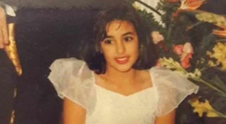 خمنوا من هذه الطفلة التي أصبحت ممثلة مصرية شهيرة