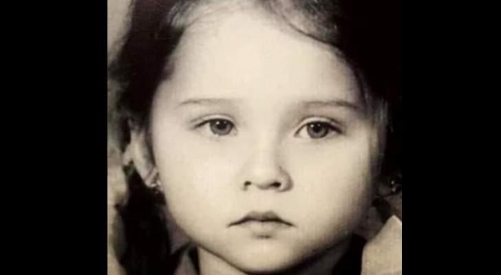 هذه الطفلة أصبحت ممثلة مصرية مشهورة