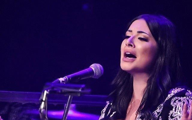 سارة فرح تطرب الجمهور بحفلها في دار الأوبرا السورية.. بالصور