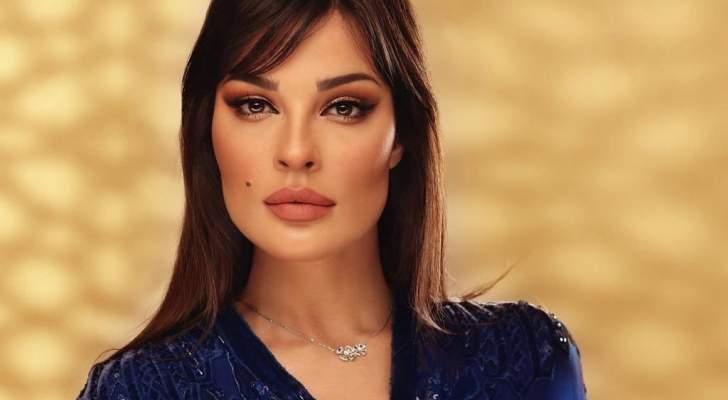 نادين نسيب نجيم تحتفل بعيد ميلاد إبنتها- بالصور