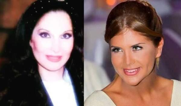 """ألين لحود في ذكرى ميلاد والدتها سلوى القطريب :""""لبنان في ألم شديد"""""""