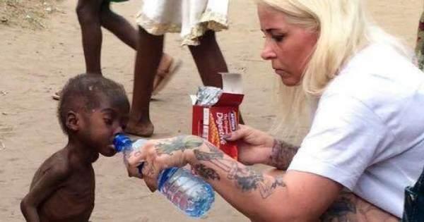 هل تذكرون الطفل النيجيري الذي ضج به العالم..هكذا أصبح