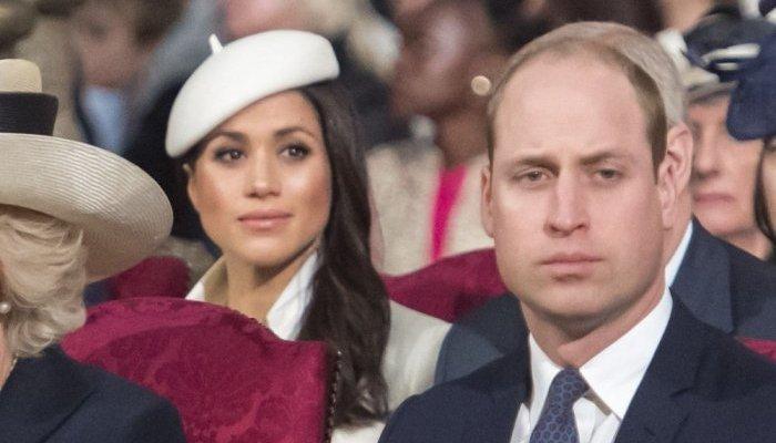 الأمير ويليام يعتبر أن ميغان ماركل كانت لديها خطط تجاه الأمير هاري