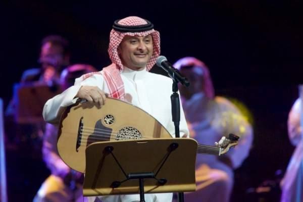 بالصورة- عبد المجيد عبد الله يعلن إسم الملحن الأكثر تأثيراً في حياته