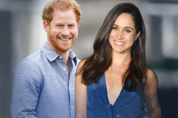 تسريب صورة رومانسية للأمير هاري مع حبيبته الممثلة..وهذه هديته لها