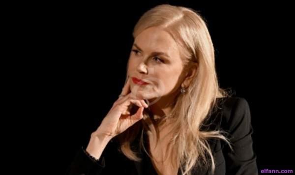 نيكول كيدمان في اول تصريح لها بعد احراجها رامي مالك على المسرح- بالفيديو