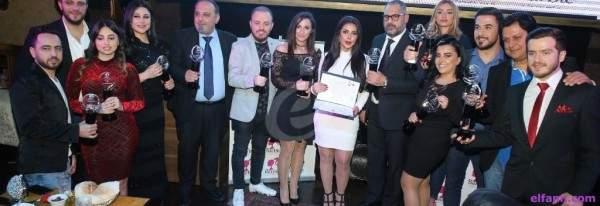 خاص بالصور- سفيرة النوايا الحسنة الدكتورة رفيف الياسري تكرم أهل الصحافة والاعلام في لبنان