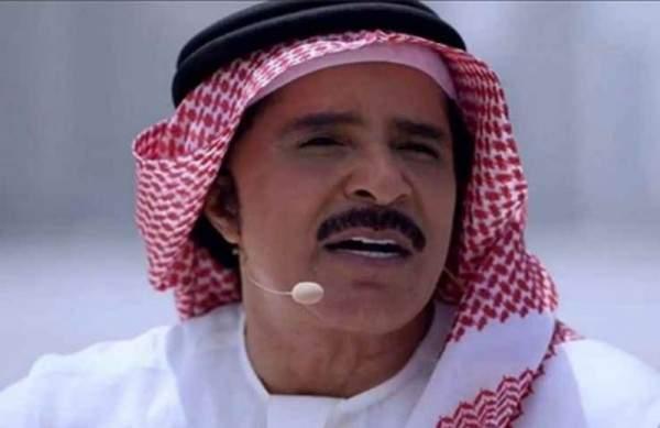"""عبد الله بالخير يبحث عن الحب """"الممتلئ"""" وهذه مواصفاته- بالفيديو"""