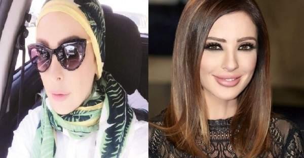 أمل حجازي لـ وفاء الكيلاني : مبروك لصهرنا!