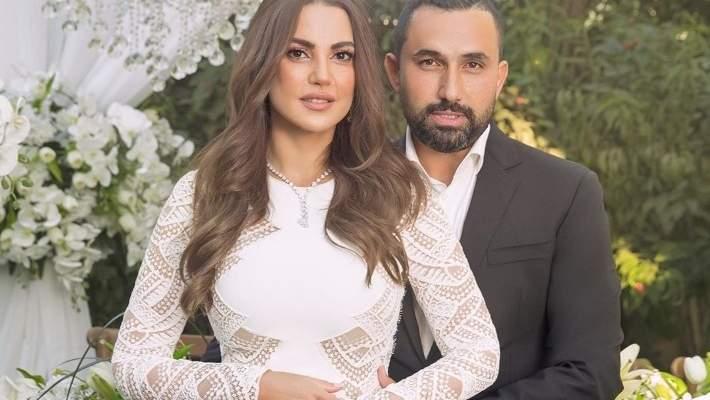 """""""زواج مصلحة"""" .. درة تواجه أعنف هجوم بسبب زوجها هاني سعد"""