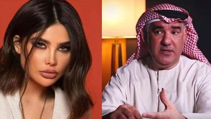 هكذا علق صالح الجسمي على ترحيل أنجي خوري من الإمارات