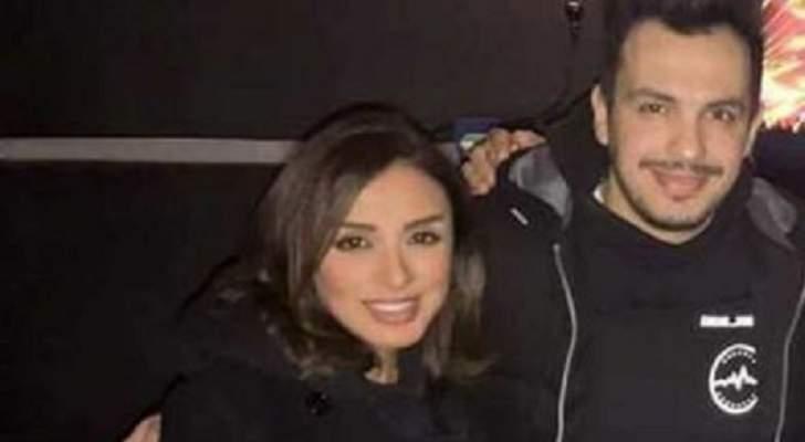 ما حقيقة عودة أحمد إبراهيم لزوجته السابقة وإنفصاله عن أنغام؟ بالصورة