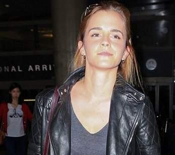 إيما واتسون تصل إلى لوس انجلوس لتصوير فيلمها الجديد