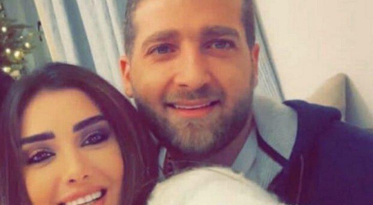 جيسيكا عازار في أول ظهور مع زوجها بعد زفافهما- بالصور