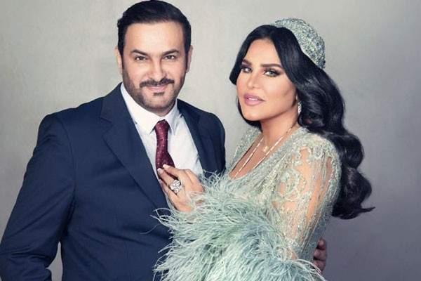 أحلام تكشف ما حصل مع زوجها مبارك الهاجري-بالصورة