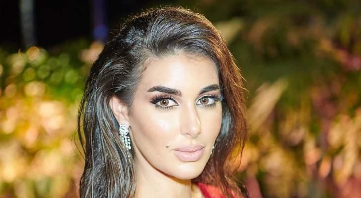ياسمين صبري تثير الجدل بفستان الشبك.. بالصورة
