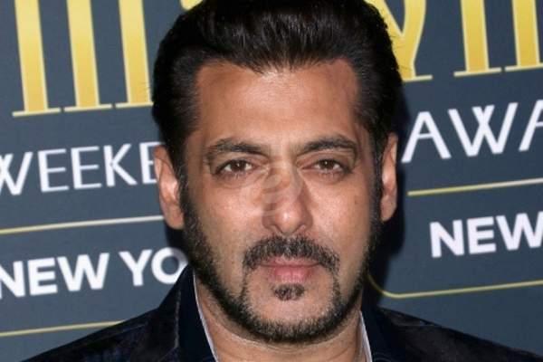 """سلمان خان: """"لا يوجد افضل من 5 ممثلين في بوليوود"""""""