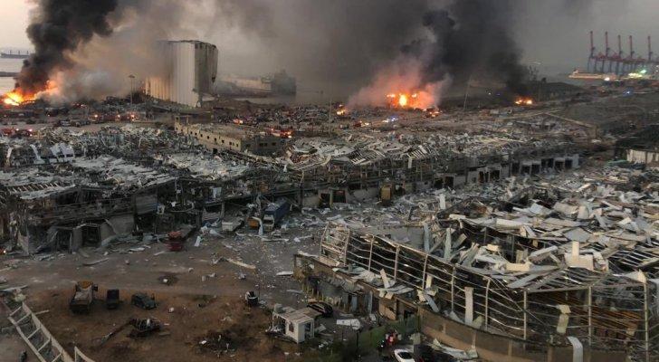 في 4 آب.. أطفأت مدينتي قنديلها ودماء شبابنا أبكت قلوبنا