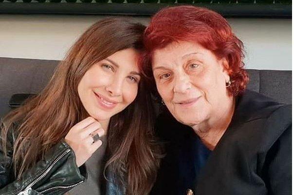 وفاة حماة نانسي عجرم - بالصورة
