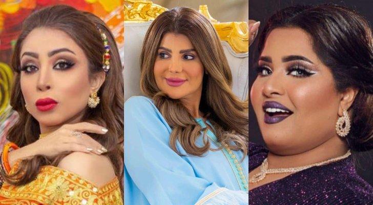 بالفيديو- بعد تهديدها إلهام الفضالة.. هيا الشعيبي برسالة جديدة لها وما علاقة أبرار الكويتية؟