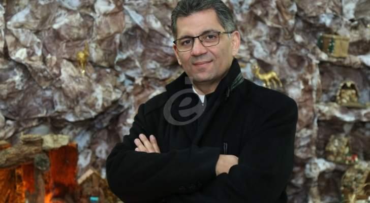 """""""نسروتو"""" والأب مروان غانم يطلقان ألبوم """"أعترف للرب"""" ومعرضاً ميلادياً للمساهمة في إعادة تأهيل المدمنين على المخدرات"""