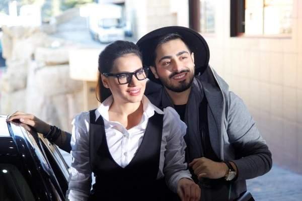 بالفيديو - إياد وسهيلة بن لشهب في كليب البنت العربية