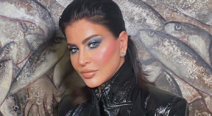 جومانا مراد تثير الجدل بهذه الإطلالة بعد شهرين على وفاة طفلتها.. بالصور