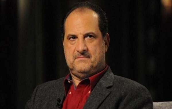 خالد الصاوي يهنّئ عادل إمام بعيد ميلاده