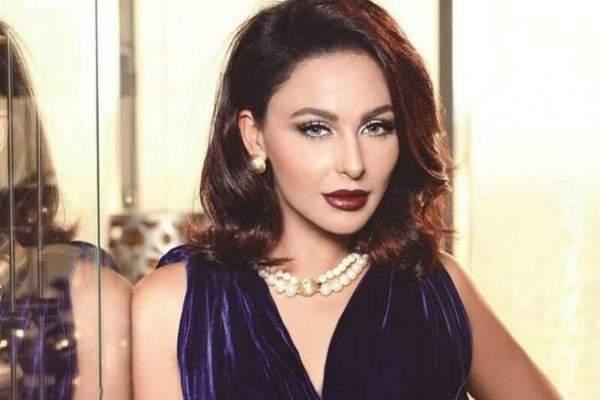 ميس حمدان تظهر مهاراتها في الرقص الشرقي على أنغام أغنية لـ عمرو دياب- بالفيديو