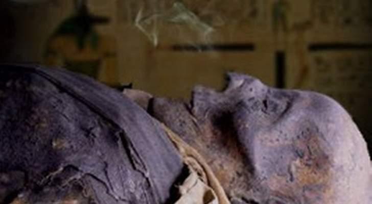 التعرّف على صوت كاهن فرعوني بعد وفاته بثلاثة آلاف عام-بالفيديو