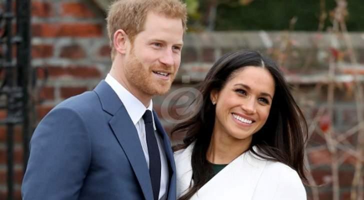 صورة رائعة وجديدة تجمع الأمير هاري وميغان ماركل