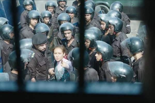 """عرض فيلم """"اشتباك"""" لنيللي كريم في باريس"""