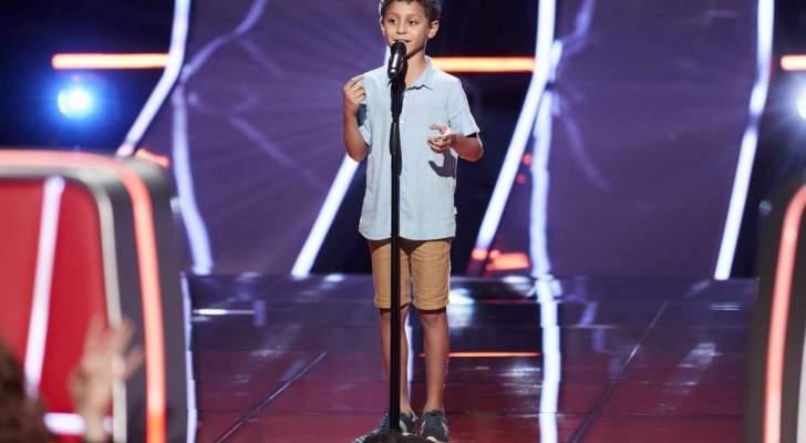 """طفل """"The Voice Kids"""" يرفض الشوكولا ويعرف كيف يحافظ على صحته"""