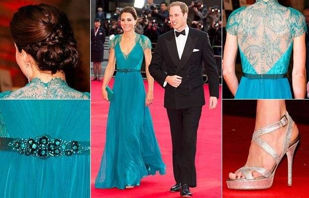 كايت ميدلتون ترتدي نفس التصاميم مرات عديدة..الصور