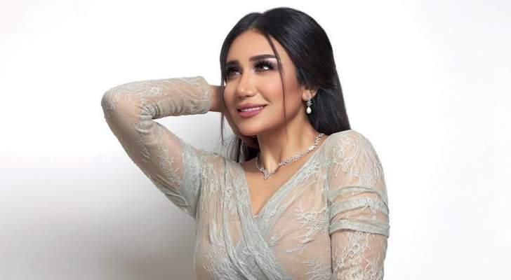 حنان رضا تعلن دخولها القفص الذهبي-بالصورة