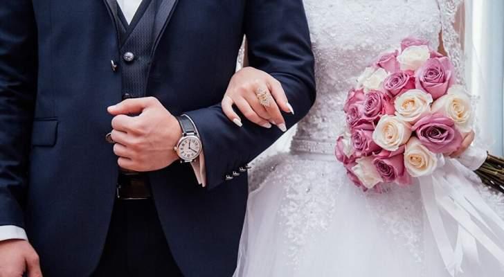زواج نجمين شهيرين بعد حب 10 سنوات-بالصور